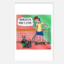 Wimbledon, Here I Come Postcards (Package of 8)