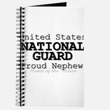 Proud National Guard Nephew Journal