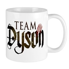 Lost Girl Team Dyson Small Mugs
