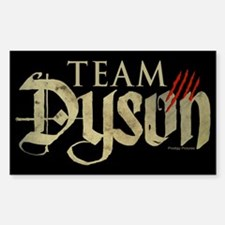 Lost Girl Team Dyson Decal