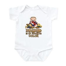 Mud is Favorite Color Infant Bodysuit