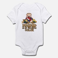 Mud is Favorite Color Infant Bodysuit