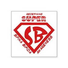 Super Spina Bifida Sticker