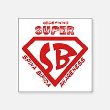 Super Spina Bifida Sticker