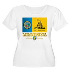 DTOM Minnesota Plus Size T-Shirt