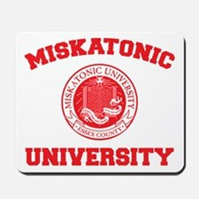 Strk3 Miskatonic University Mousepad