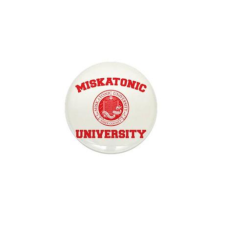 Strk3 Miskatonic University Mini Button