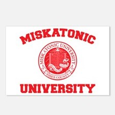 Strk3 Miskatonic University Postcards (Package of