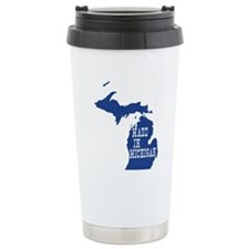 Michigan Travel Mug