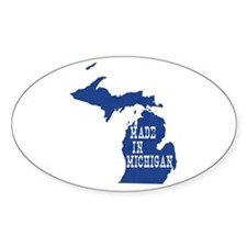 Michigan Decal