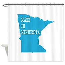 Minnesota Shower Curtain