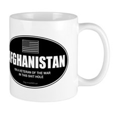Afghanistan - Been There, Done That Mug