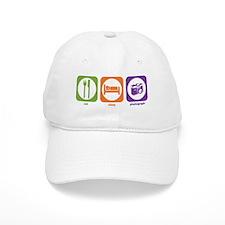 Eat Sleep Photograph Hat