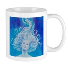 Blue (square image) Mug