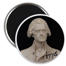 Thomas Jefferson 1776 Magnet