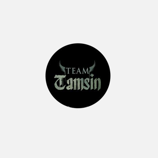 Lost Girl Team Tamsin Mini Button