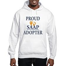 Proud Saap Adopter Hoodie Hoodie