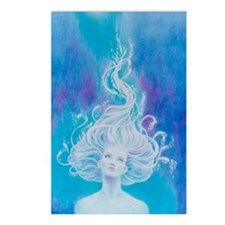 Blue Postcards (Package of 8)