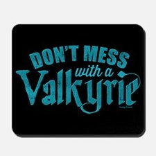 Lost Girl Valkyrie Mousepad