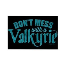 Lost Girl Valkyrie Rectangle Magnet