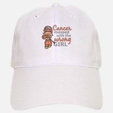 Combat Girl Uterine Cancer Hat