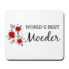 WB Mom [Flemish] Mousepad