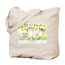Psalm 23: 3a Tote Bag