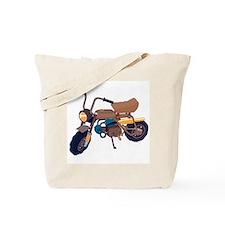 #1 Honda Z50 Tote Bag