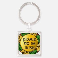 Proud to be Irish Keychains