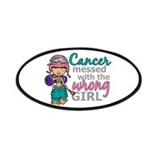 Combat Girl Thyroid Cancer Patches