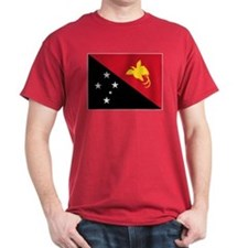 PNG Flag T-Shirt