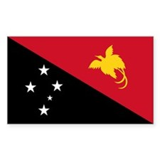 PNG Flag Decal