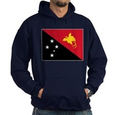 Papua New Guinea Flag Hoodie