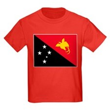 PNG Flag T
