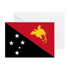 PNG Flag Greeting Card
