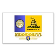 DTOM Mississippi Decal