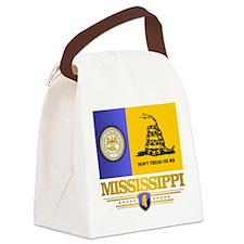 DTOM Mississippi Canvas Lunch Bag