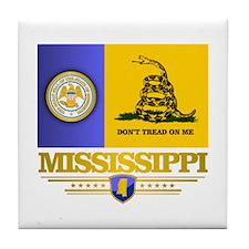 DTOM Mississippi Tile Coaster