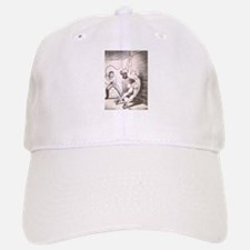Nights of Horror by Joe Shuster Baseball Baseball Baseball Cap