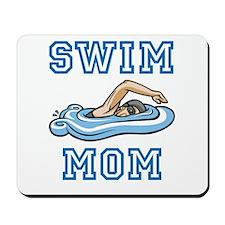 SWIM MOM Mousepad