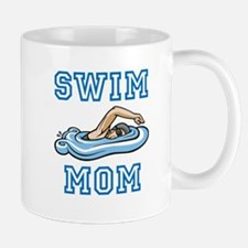 SWIM MOM Mugs
