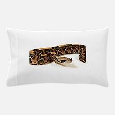 Bitis Gabonica Viper Pillow Case
