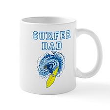 Surfer Dad Mugs