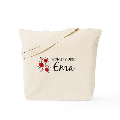 WB Mom [Estonian] Tote Bag