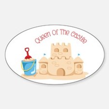 Queen Of The Castle Decal