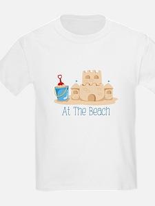 At The Beach T-Shirt