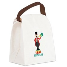 Ringmaster Canvas Lunch Bag