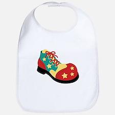 Circus Clown Shoe Bib