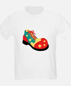 Circus Clown Shoe T-Shirt