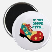 IF THE SHOE FITS... Magnets